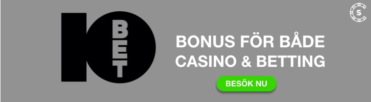 10bet bonus vinstboost casino svenska casinon svensknätcasino se