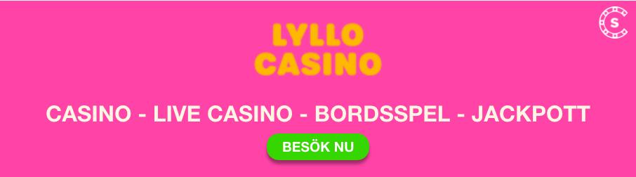 LYLLO CASINO CASINOSPEL SVENSKNATCASINO SE