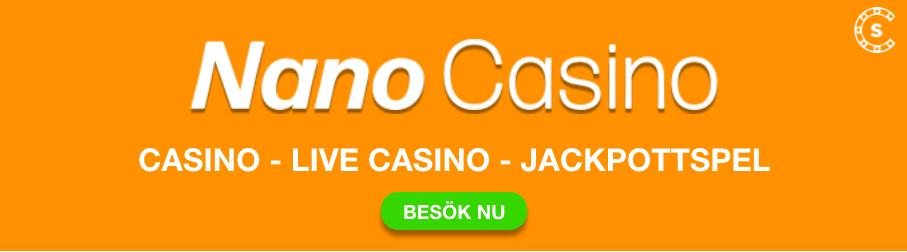 NANO CASINO NYA CASINOSPEL SVENSKNATCASINO SE