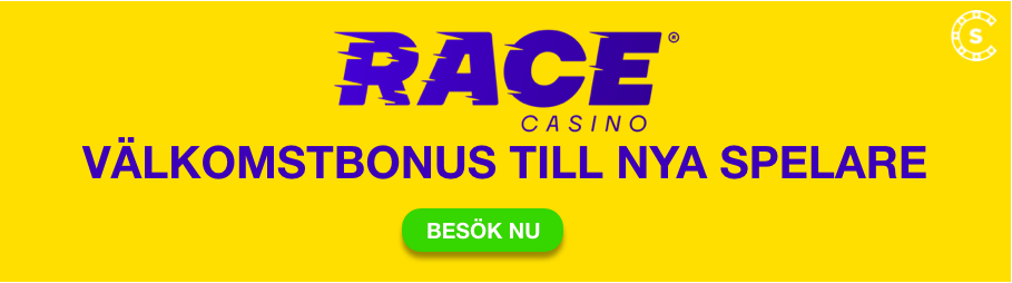 RACE CASINO BONUS NY SVENSKANTCASINO SE