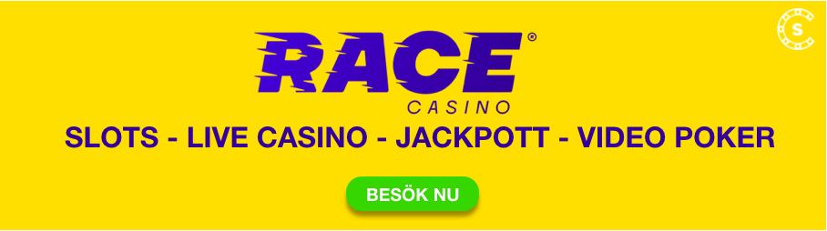 Race casino spelutbud jackpottspel svensknatcasino se