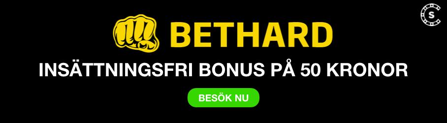 bethard casino bonus utan insattning svensknatcasino se