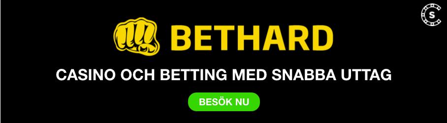 bethard casino och sport snabba uttag svensknatcasino com
