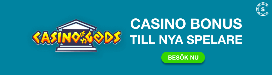 casino gods casino bonus free spins svensknatcasino se