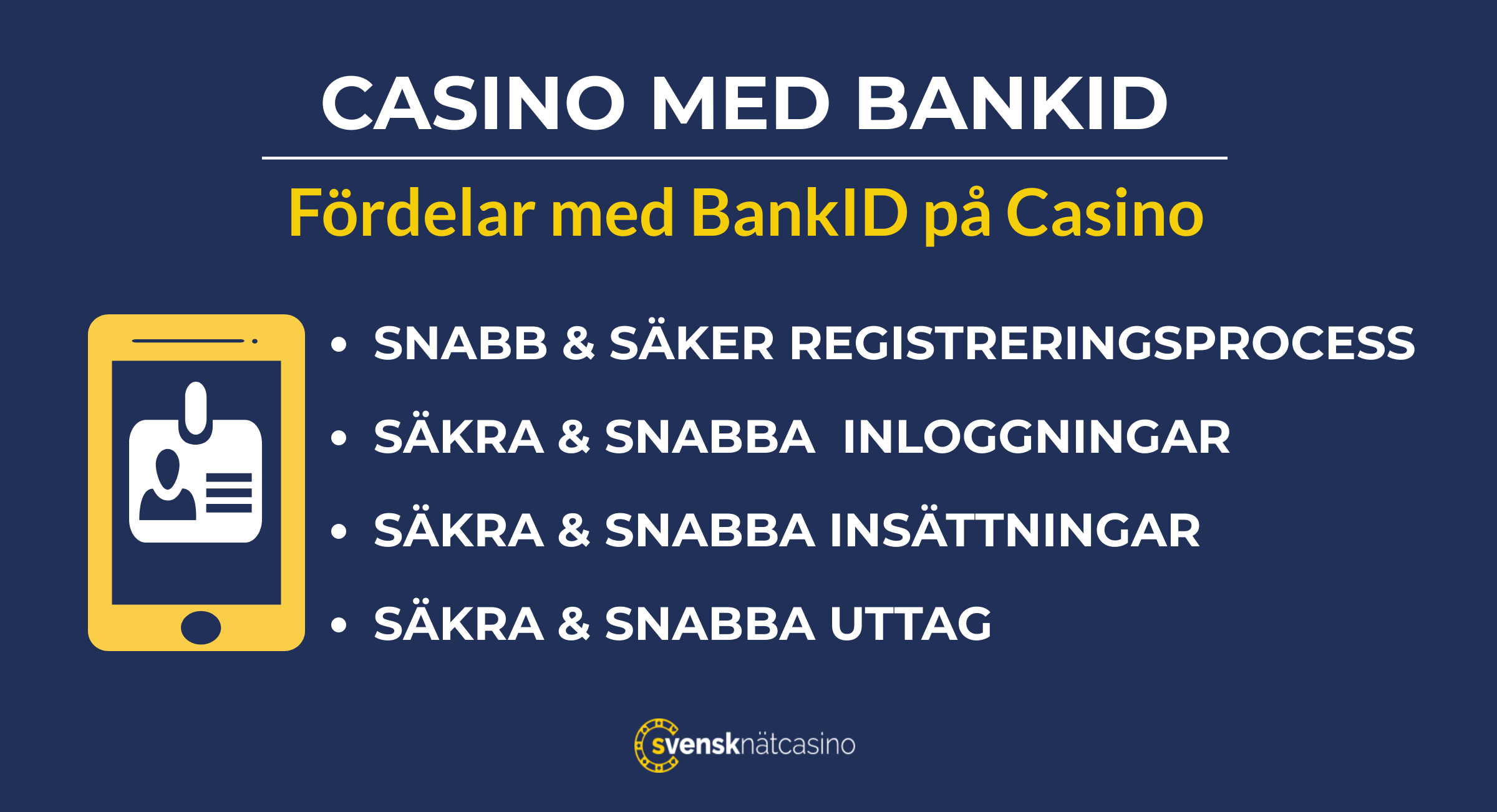 casino med bank id fordelar svenskantcasino se