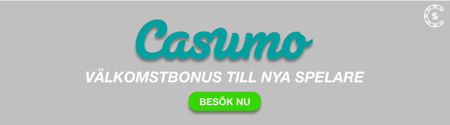casumo casino välkomstbonus ny svensknatcasino se