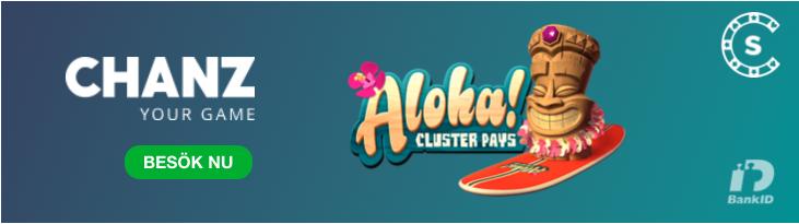 chanz casino spel gratis free spins aloha svensknatcasino se