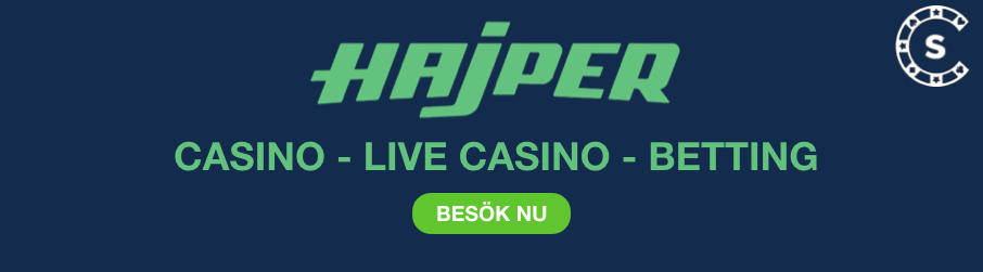 hajper casino betting odds live casino banner svensknatcasino se