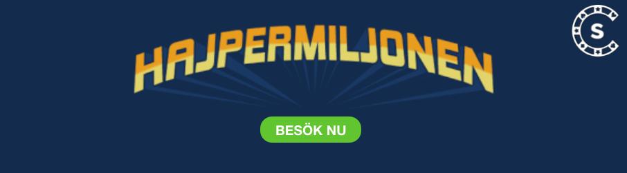 hajper casino hajpermiljonen jackpott bonus svensknatcasino se