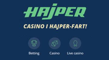 Hajper Casino
