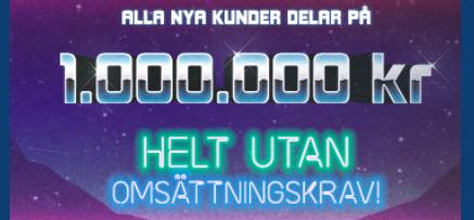 hajpermiljonen spel casino omsattningsfri bonus svensknatcasino se