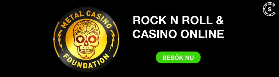 metal casino rock n roll musik svensknatcasino se