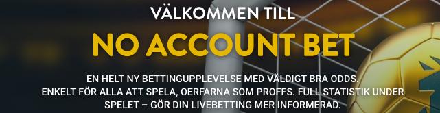 no account bet smidiga odds svensknatcasino se