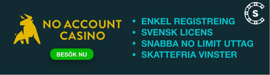 no account casino skattefria vinster utan gränser svensknatcasino se