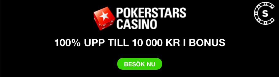 pokerstars casino loggo bonus storst i sverige