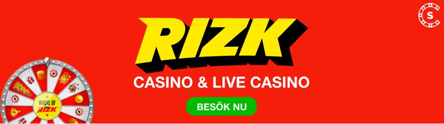 rizk casino live casino svensknatcasino se