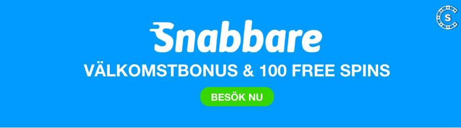 snabbare casino ny bonus och free spins svensknatcasino se