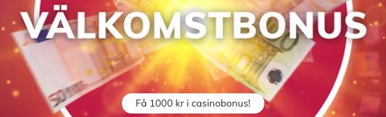 valkomstbonus med freespins banner vinnarum casino juli svensknatcasino se