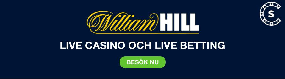 williamhill casino och betting bästa live stream svensknatcasino se